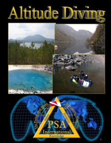 PSAI Altitude Diving course